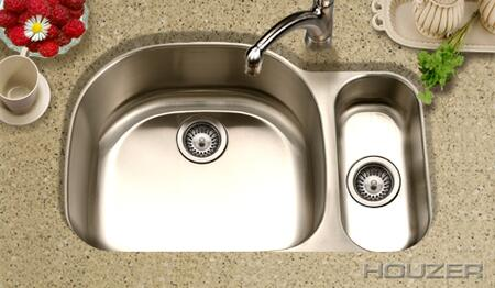 Houzer MG3209SR Kitchen Sink