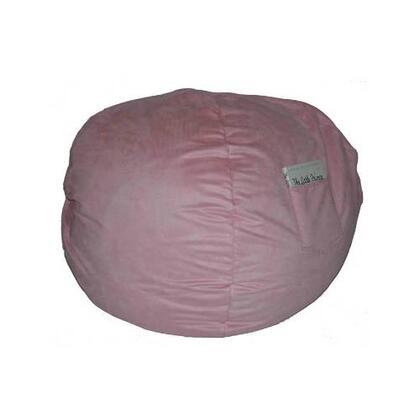 Fun Furnishings 412XXP Micro Suede Large Beanbag in X - Personalized