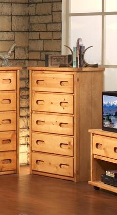 Chelsea Home Furniture 3544773  Wood Chest