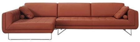 Hampton Premium Leather Sectional