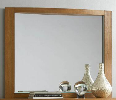 Rossetto 4381800000004 Virgola Series  Mirror