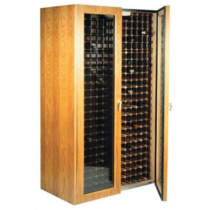 """Vinotemp VINO700GEO 51"""" Wine Cooler"""