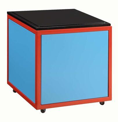 Acme Furniture 37572 Tobi Series Contemporary  Ottoman