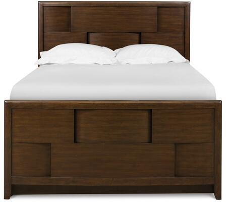 Magnussen Y187664K1 Twilight Series Childrens Full Size Panel Bed