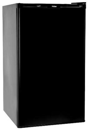 Haier HNSE032BB  Freestanding Compact Refrigerator with 3.2 cu. ft. Capacity,  Field Reversible Doors |Appliances Connection