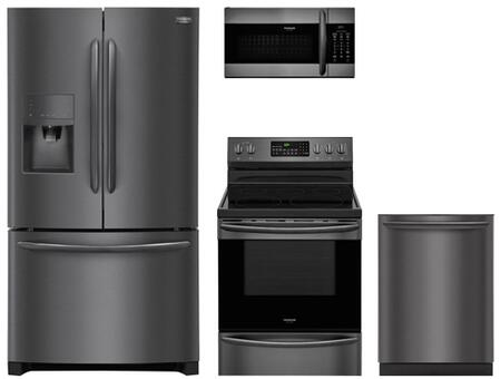 Frigidaire 811665 Gallery Kitchen Appliance Packages