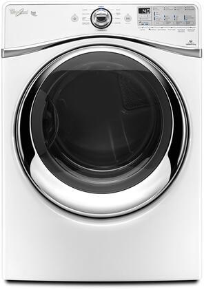 Whirlpool WGD94HEAW Gas Duet Series Gas Dryer