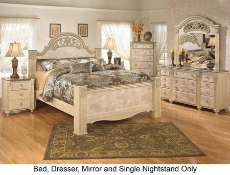 Signature Design by Ashley B346686699313690 Saveaha King Bed