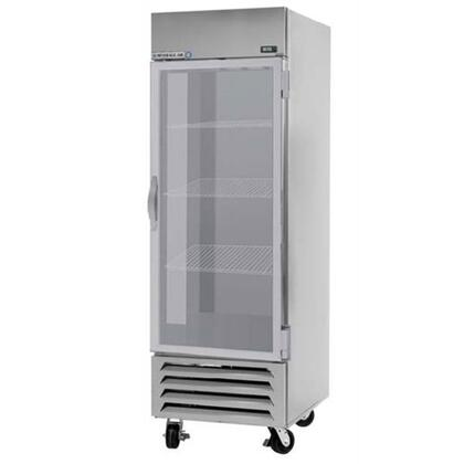 Beverage-Air RB23-1 30 Inches Vista Series One Section [Solid Door] Reach-In Refrigerator