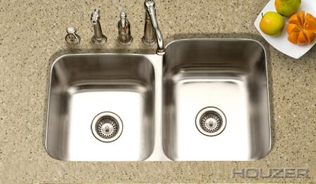 Houzer MEC3220SL Kitchen Sink