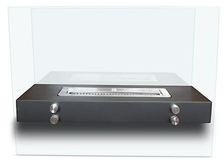Brasa BR06DG Murano Series  Bioethanol Fireplace