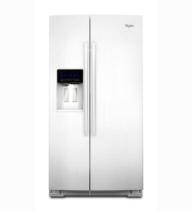 Whirlpool GSS30C6EYW Freestanding Side by Side Refrigerator |Appliances Connection