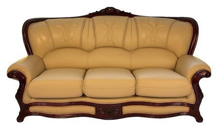 J. Horn 989IVORYS3SET Living Room Sets