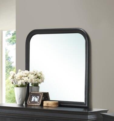 Glory Furniture G3150M  Square Both Dresser Mirror