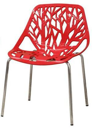 Wholesale Interiors DC451RED  Dining Room Chair