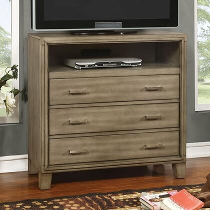 Furniture of America CM7068GYTV Enrico I Series  Chest