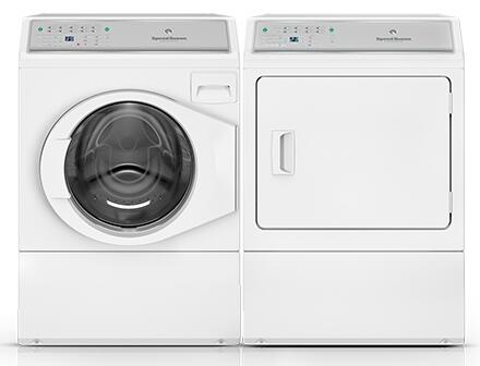 Speed Queen 392791 Washer and Dryer Combos
