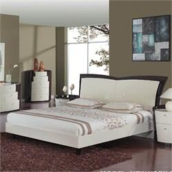 Global Furniture USA NEWYORKWBQB New York Series  Queen Size Bed