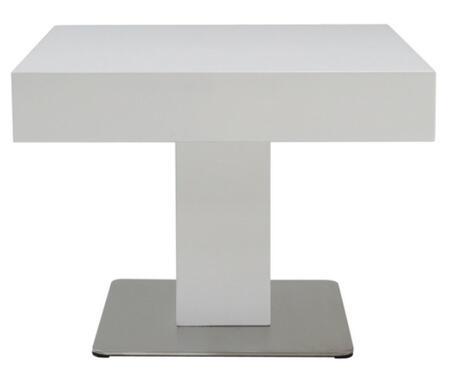 Diamond Sofa 11004ET02  Square End Table