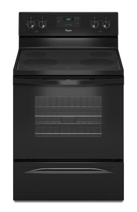 "Whirlpool WFE320M0AB 30"" Electric Freestanding"
