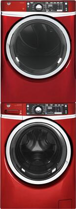 GE 721047 Washer and Dryer Combos