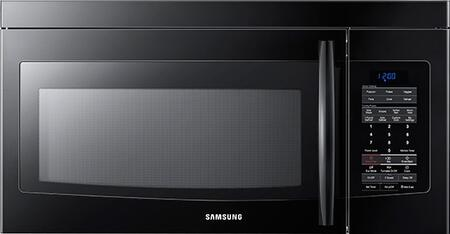 Samsung Appliance SMH1713B 1.7 cu. ft. Capacity Over the Range Microwave Oven