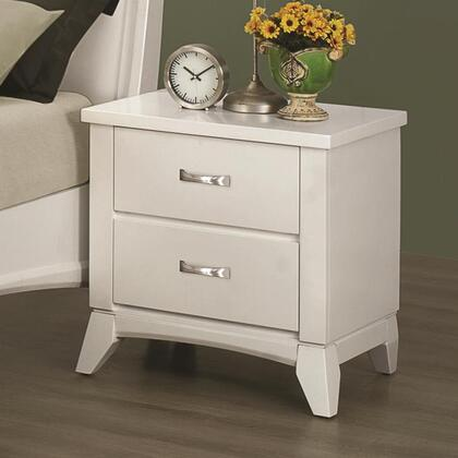 Coaster 202032 Eleanor Series  Wood Night Stand