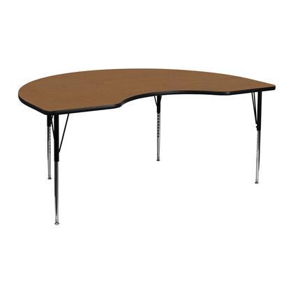 Flash Furniture XUA4872KIDNYOAKTAGG