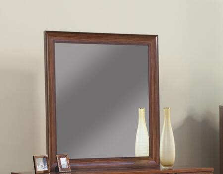 Sandberg 33910 Donatella Series Rectangular Portrait Dresser Mirror