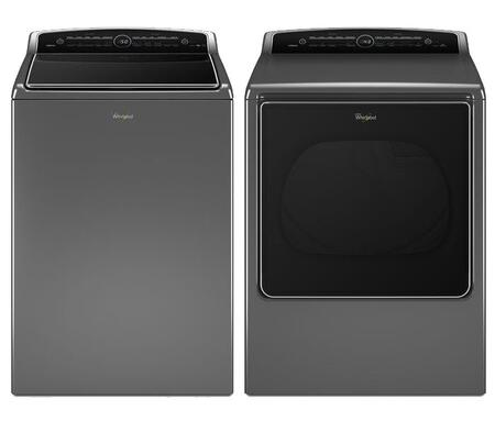 Whirlpool 374497 Cabrio Washer and Dryer Combos
