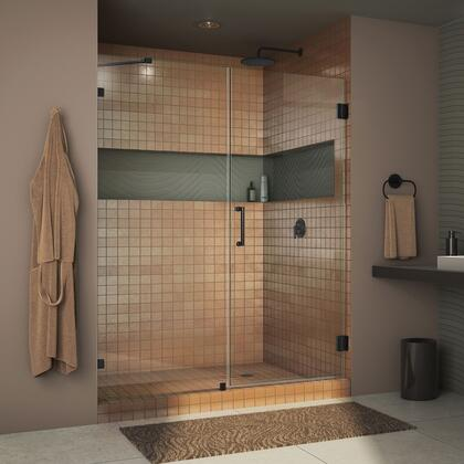 DreamLine Unidoor Lux Shower Door RS30 30D 30P 09