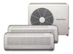 Friedrich M24DYF Mini Split Air Conditioner Cooling Area,
