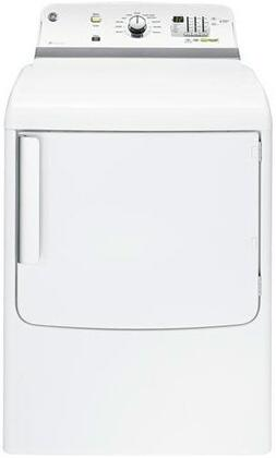 GE GTDP740EDWW Electric Dryer