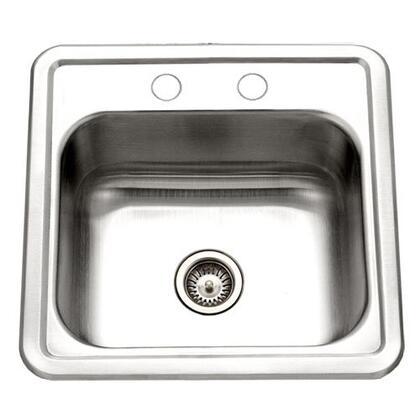 Houzer 15156BS1 Bar Sink