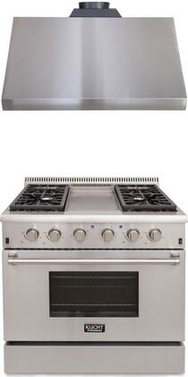 Kucht 721880 Professional Kitchen Appliance Packages