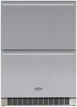 Marvel 6ORDESSF  Built In Counter Depth Compact Refrigerator with 5.8 cu. ft. Capacity, 0