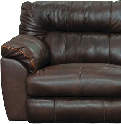 Catnapper 43407128309308309128329 Milan Series Leather Metal Frame  Recliners