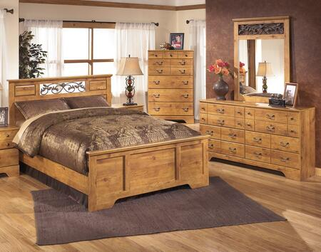 Signature Design by Ashley Bittersweet Queen Size Bedroom Set B2193136515598