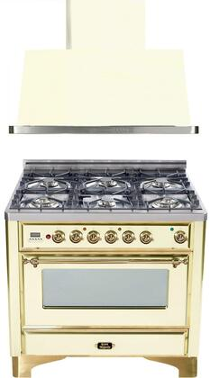 Ilve 720041 Majestic Kitchen Appliance Packages