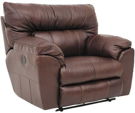 Catnapper 43407128319308319 Milan Series Leather Metal Frame  Recliners