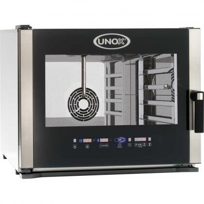 """Unox XAV30 ChefTop Countertop Model Combi Ovens - 5 - GN1/1 12""""x20"""" Steam Table / Hotel Pans"""