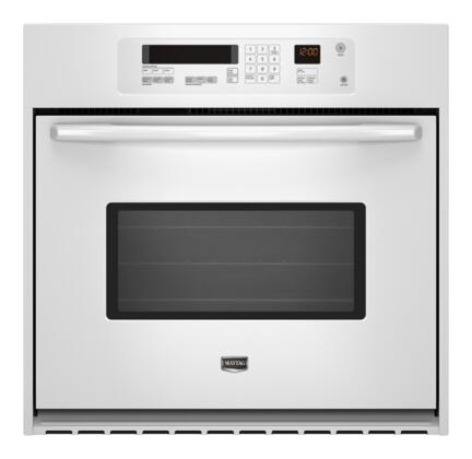 Maytag MEW7530WDW Single Wall Oven, in White
