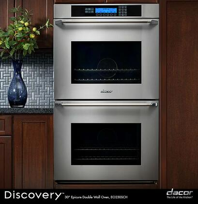 "Dacor EO227SCH 27"" Double Wall Oven"