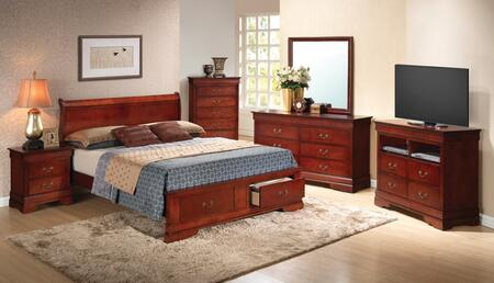 Glory Furniture G3100dfsb2dmncmc G3100 Full Bedroom Sets