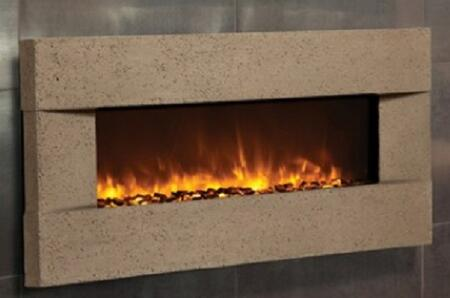 Amantii BLTIN5124CLASSICOVENETIANGREY Wall Mountable Electric Fireplace