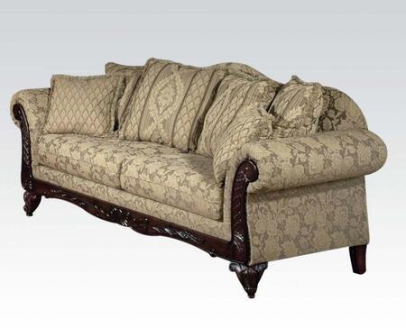 Acme Furniture 52370 Fairfax Series  Fabric Sofa