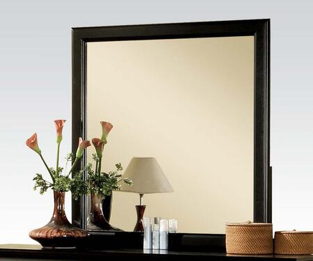Acme Furniture 19504 Louis Philippe III Series Rectangle Portrait Dresser Mirror