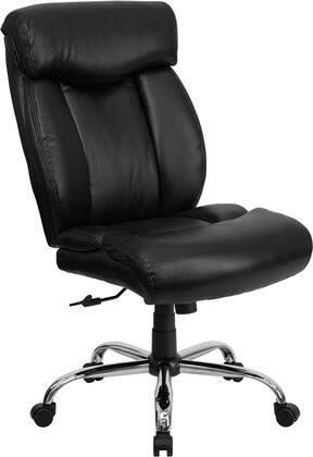 """Flash Furniture GO1235BKLEAGG 29"""" Contemporary Office Chair"""