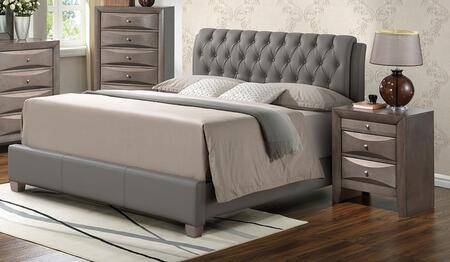 Glory Furniture G1505CFBUPCHN G1505 Full Bedroom Sets