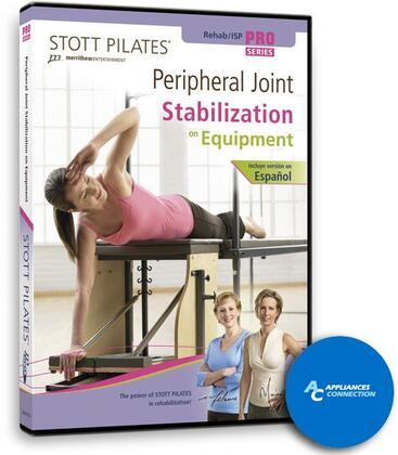 Merrithew DV8115XX Peripheral Joint Stabilization DVD